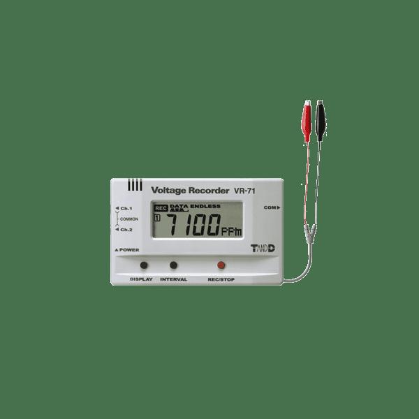 T&D VR-71 Voltage Data Logger