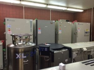 Accsense Online Monitoring for Medical Refrigerators and LN2 Freezers