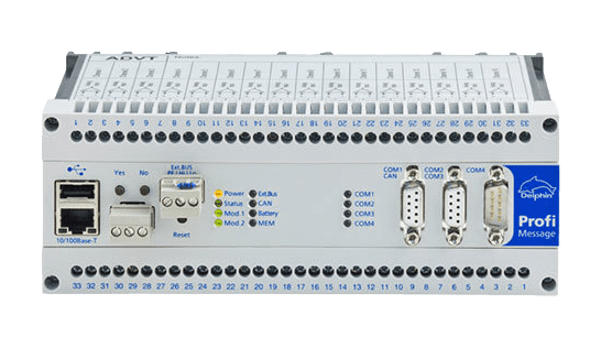 machine monitoring solutions DAQ System