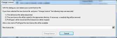 change-license-profisignal-3