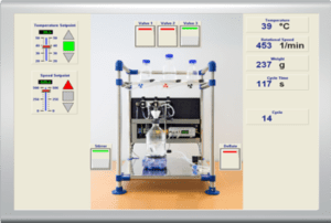 sequential control and testing