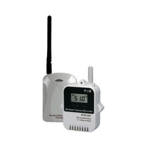 T&D Wireless Temperature Data Loggers