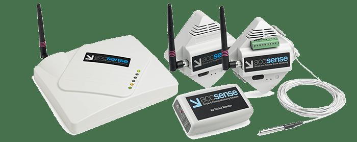 Cleanroom environmental monitoring data logging kit