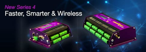 New dataTaker Series 4 Universal Input Loggers with WiFi