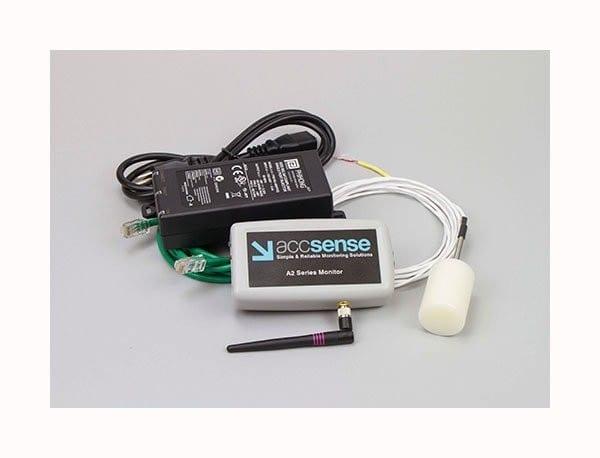 Accsense WiFi Ultra Low Freezer Monitoring Kit