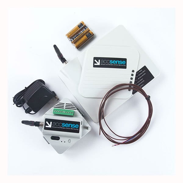 Accsense Wireless Cryo Monitoring Kit