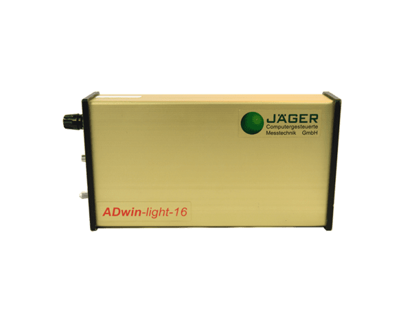 adwin-light-16 real-time data acquisition system