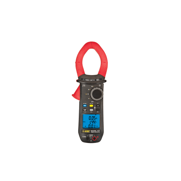 CL407 Clamp-On Power Data Logger