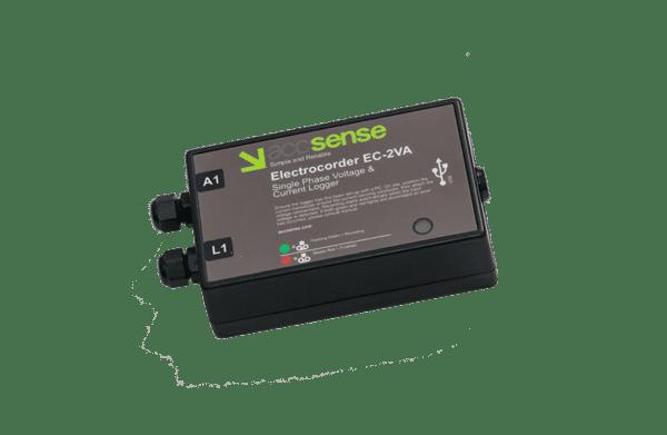 ec-2va ac voltage current data logger