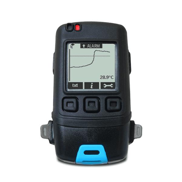 el-gfx-2-plus temperature humidity data logger