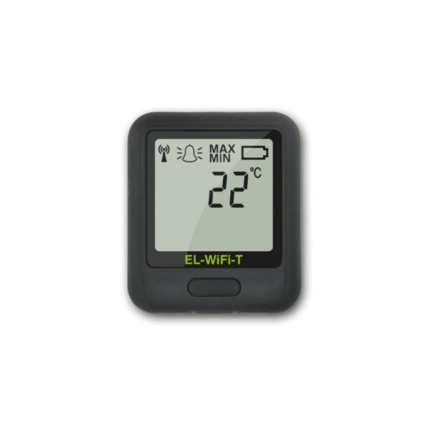el-wifi-t wifi temperature data logger