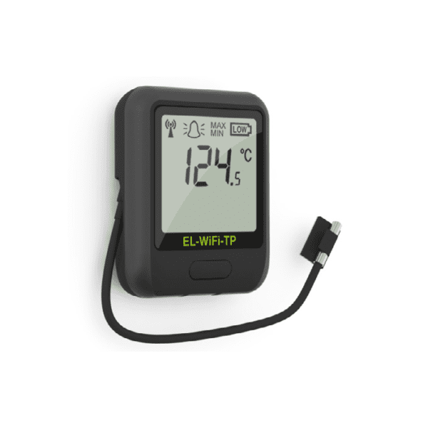 el-wifi-tp wifi temperature data logger