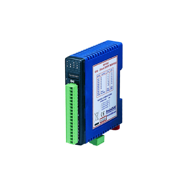 io-daio multifunction output module