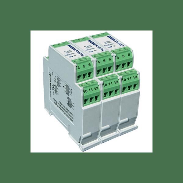 digirail-2r relay output module