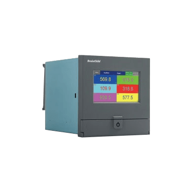 pr10 paperless chart recorder