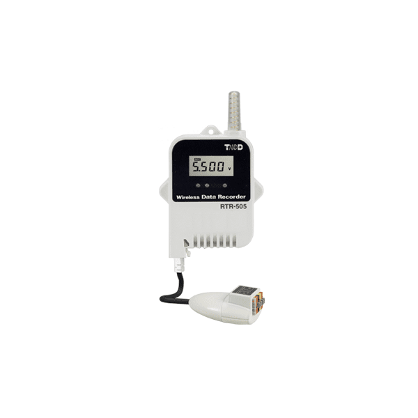 rtr-505-v wireless voltage data logger