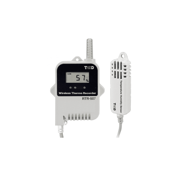 rtr-507 wireless temperature humidity data logger