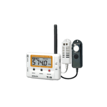 rtr-574 wireless temperature humidity light data logger