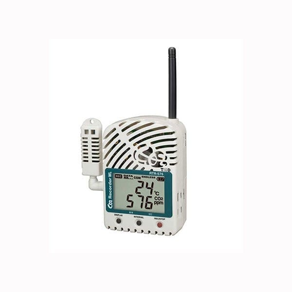 RTR-576 CO2 Wireless Temperature Humidity Data Logger
