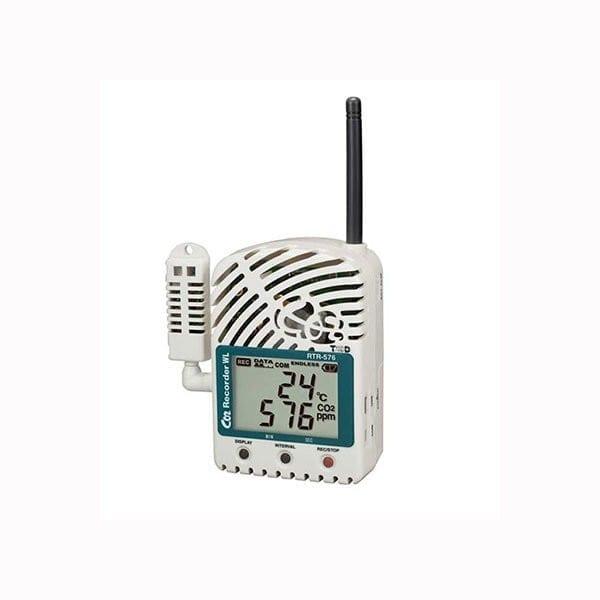 rtr-576-s co2 wireless temperature humidity data logger