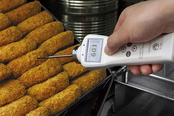 rtr-601 Food Core Temperature Data Logger