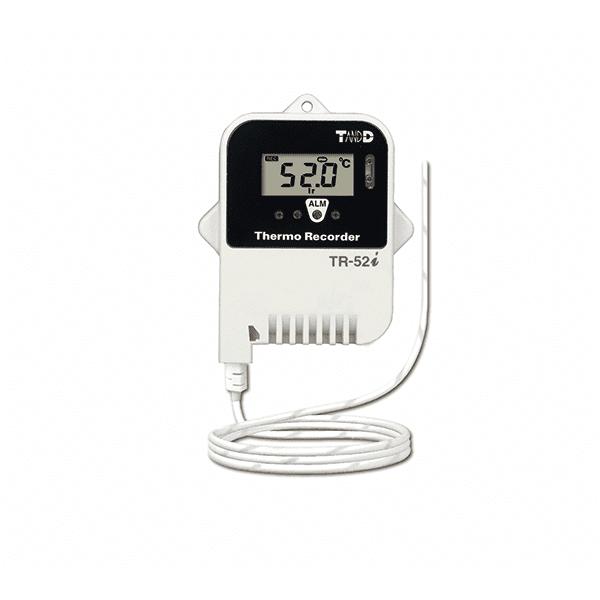 tr-52i infrared temperature data logger