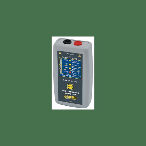 L261 TRMS AC Voltage Data Logger
