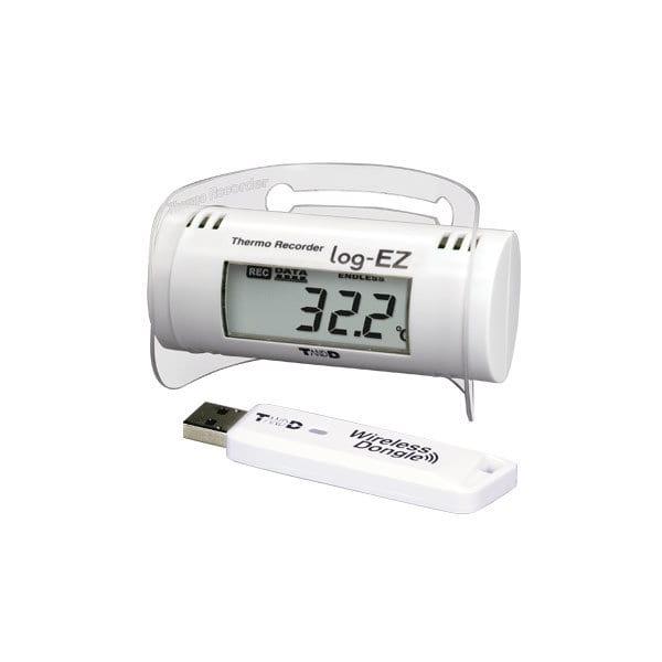 rtr-322 log-ez wireless temperature humidity data logger