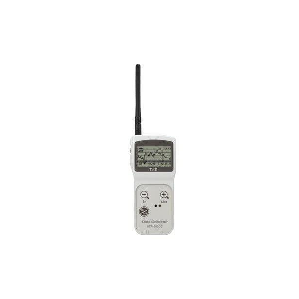 rtr-500dc wireless handheld data collector