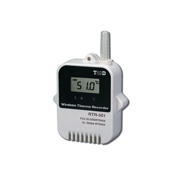 rtr-501 wireless temperature data logger