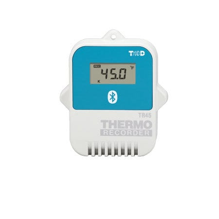 tr45 bluetooth temperature data logger