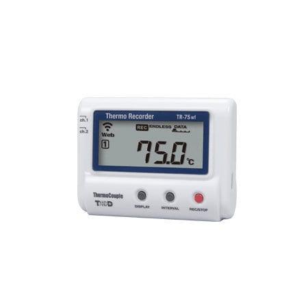 tr-75wf wifi temperature data logger