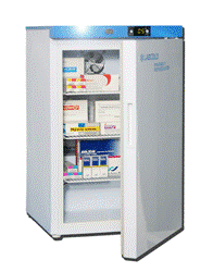 Continuous Temperature Monitoring in Medical Refrigerators and Freezers