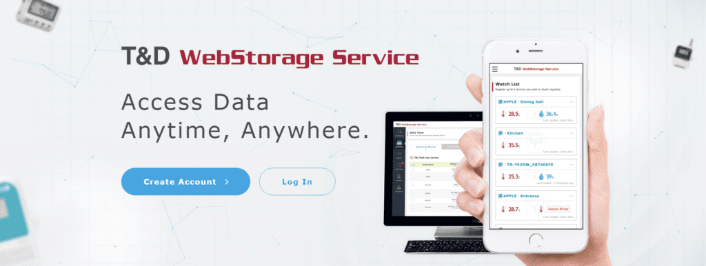 Updated WebStorage Service