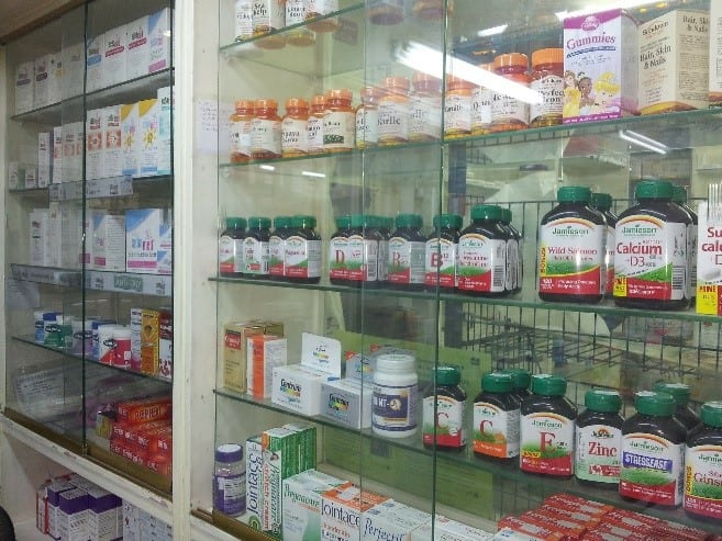 Pharmacy Monitoring and Alarming
