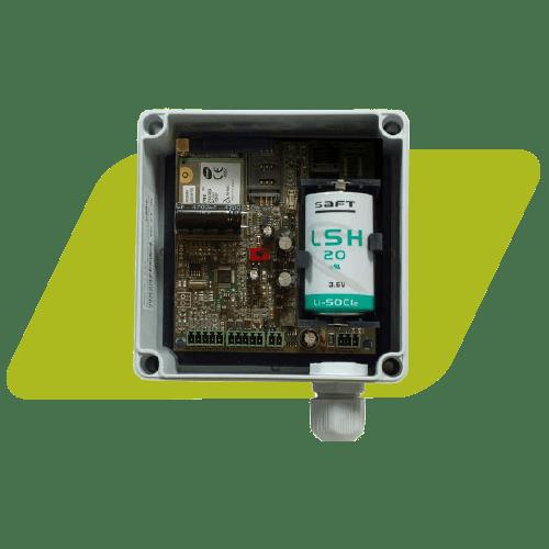 Continuously Monitoring A Radon Mitigation System Cas
