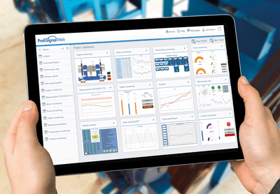 ProfiSignal Web software