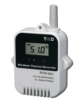 TandD Data Loggers at AHR 2019