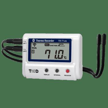 TR-71wb WiFi & Bluetooth Temperature Data Logger