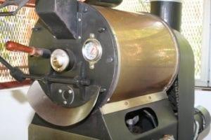 coffee roasting temperature profile