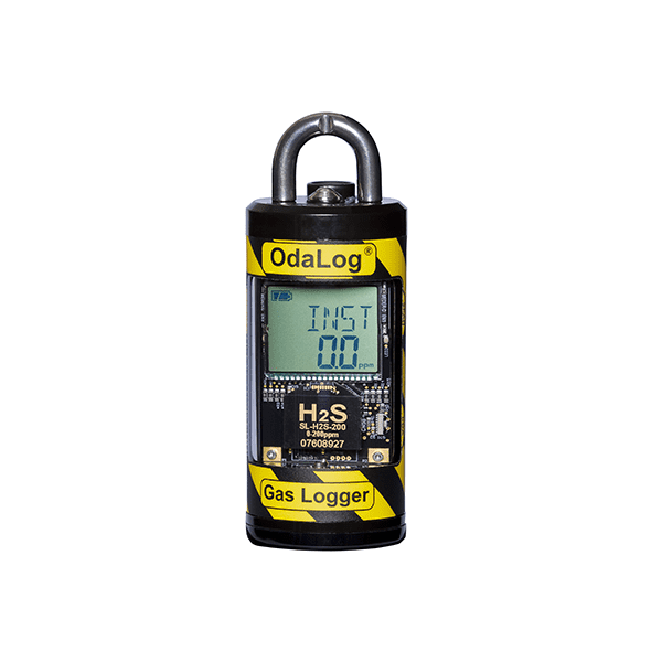 L2 H2S Gas Logger - LL
