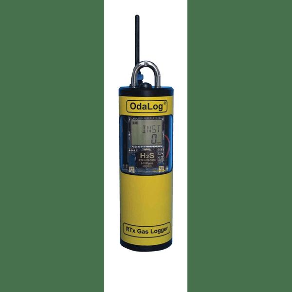 RTx Wireless H2S Gas Logger